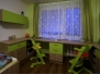 Dětský pokoj v panelovém bytě