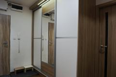 Zádveří - panelový dům