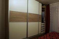 Byt v panelovém době - ložnice